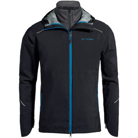 VAUDE Yaras 3in1 Jacket Men black